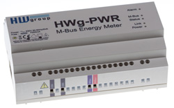 HWg-PWR: Ethernet energy meter